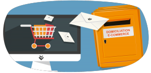 domiciliation e-commerce
