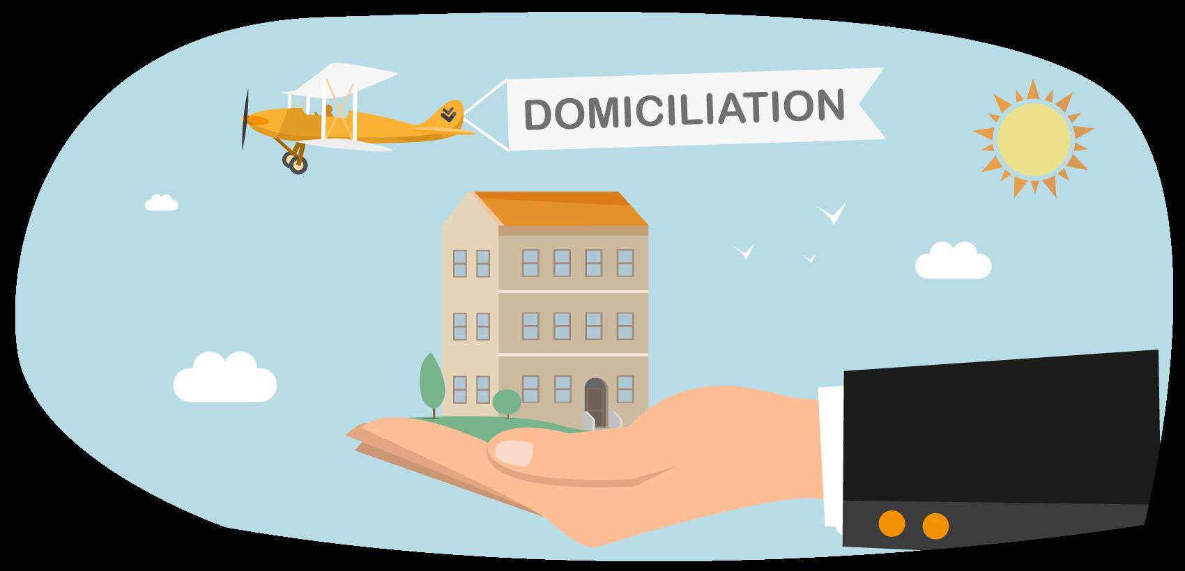 domiciliation et exercice domicile quelles diff rences