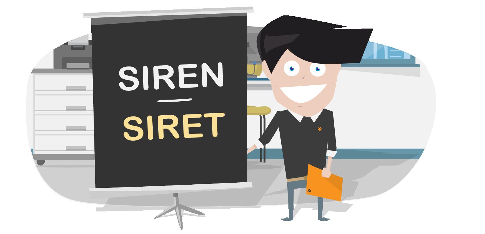Quelle Est La Difference Entre Siren Et Siret